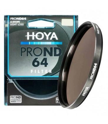 HOYA FILTRO PRO 82MM ND64