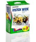 FUJIFILM INSTAX WIDE PACK DE 10X2 (20 PELICULAS)