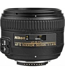 NIKON 50 mm f/1,4G AF-S NIKKOR