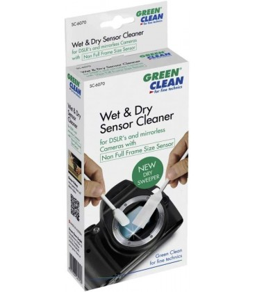 GREEN CLEAN CLEANING KIT SC-6070