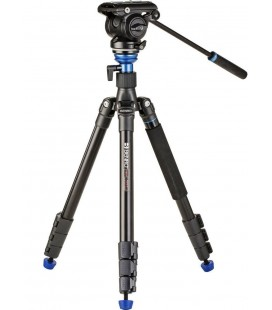 BENRO TRIPOD A2883F WITH S4PRO FLUID VIDEO HEAD