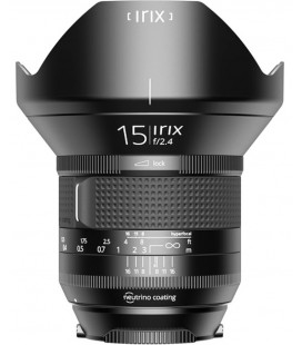 IRIX OBJECTIVE  15mm f/2.4  FIREFLY LARGE ANGULAR FOR NIKON