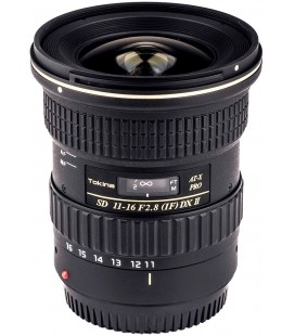 TOKIN 11-16mm f/2,8 DX II AF PRO ATX POUR CANON