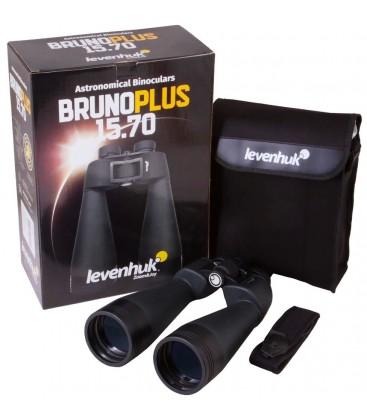 LEVENHUK BRUNO PLUS 15X70MM PRISMATICOS DE ASTRONOMIA