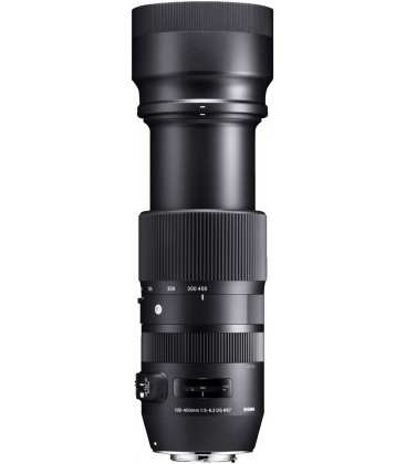 Sigma 100-400mm F5-6.3 DG OS HSM CONTEMPORARY  NIKON