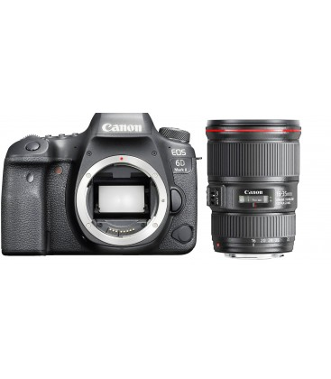 CANON  EOS 6D MKII + 16-35mm f/4L IS USM (EF)