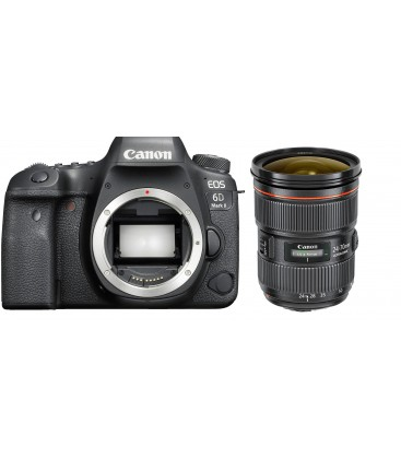 CANON  EOS 6D MKII + 24-70mm f/4L IS USM (EF)