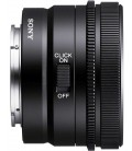 SONY 50MM F2.5G PRIME LENS (SEL50F25G.SYX)