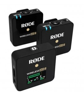 RODE WIRELESS GO II MICROFONO INALAMBRICO