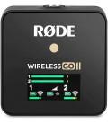 RODE WIRELESS GO II MICROFONO INALAMBRICO
