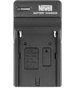 CARICABATTERIE NEWELL DC-USB PER SONY NP-F / NP-FM