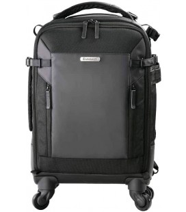 VANGUARD TROLLEY + ZAINO VEO SELECT 55BT NERO