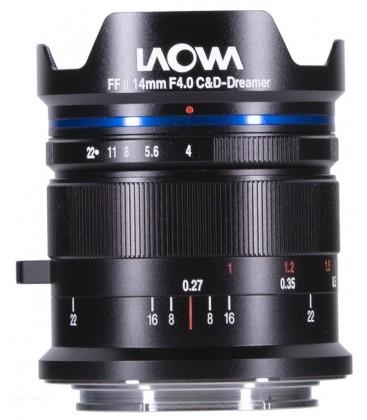 LAOWA 14MM F4 FF RL SERO-D SONY FE