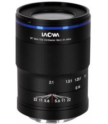 LAOWA 50MM F2.8 2X ULTRA MACRO APO MFT