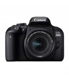 CANON EOS 800D + 18-55 IS STM SECOND HAND (GOOD CONDITION)
