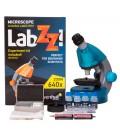 LEVENHUK LABZZ M101 MICROSCOPIO/AZUL CELESTE