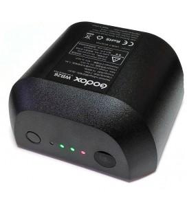 GODOX BATERIA WB26  PARA AD600 PRO (28,8 V, 2600 mAh)