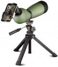 KONUS 80C TELECOPIO - 20-60X80 - CON ADAP.MOV. Y TRIPODE.