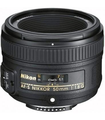 NIKON 50mm f/1.8 G AF-S