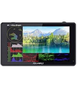 FEELWORLD LUT 6S - MONITEUR TACTILE HDMI 4K ET 3G-SDI