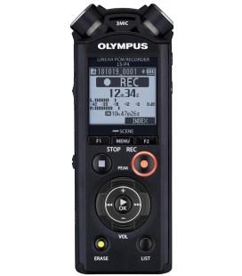 OLYMPUS LS-P4  8GB - BLUETOOTH - Formatos de grabación MP3, PCM y FLAC