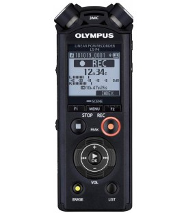 OLYMPUS LS-P4 8GB - BLUETOOTH - Aufnahmeformate MP3, PCM und FLAC