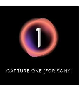 CAPTURE ONE PRO 21 SONY - ONE USER AND TWO SEATS LICENSE