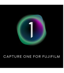 CAPTURE ONE PRO 21 FUJIFILM - ONE USER, TWO SEATS LICENSE
