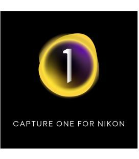 CAPTURE ONE PRO 21 NIKON - LICENCIA PARA UN USUARIO Y DOS PUESTOS