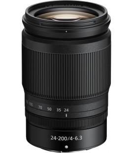 NIKON Z 24-200MM VR FX S F / 4-6.3  (NUVEVO SIN CAJA AL VENDER EL CUERPO SOLO)