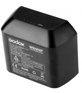 GODOX BATERIA WB400P PARA FLASH AD400PRO ORIGINAL