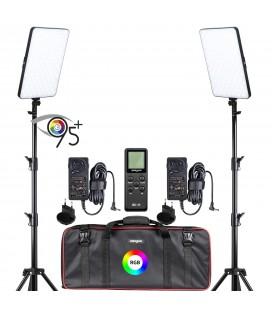 VILTROX-WEEYLITE KIT DE LED SPRITE CON RGB X 2 DE 40 W