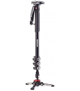 MANFROTTO MONOPIE VIDEO XPRO + MIT ADAPTER 577