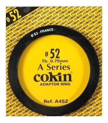 COKIN RING ADAPTER SERIES TO 52 MM.