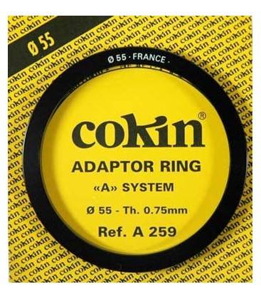 COKIN RING ADAPTER SERIES TO 55 MM.