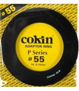 COKIN RING ADAPTER P SERIE 55 MM.