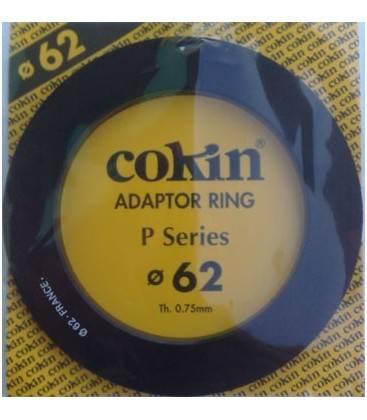ADATTATORE AD ANELLO IN COKIN RING SERIE P 62 MM.