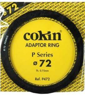 COKIN RING ADAPTER P SERIE 72 MM.