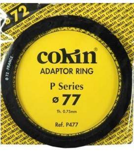 COKIN P SERIES 77MM ADAPTER RING.