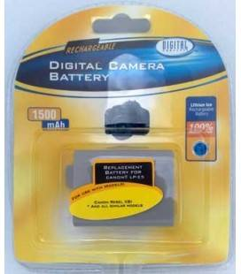 BATTERIA DIGITALE LP-E5 PER CANON 450D - 500D - 500D - 1000D