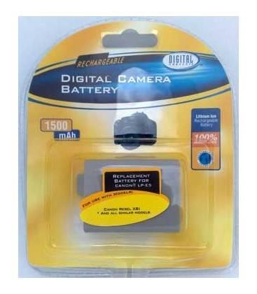 DIGITAL BATERIA LP-E5 PARA CANON EOS 450D - 500D - 1000D
