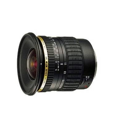 TAMRON AF 11-18mm F/4.5-5.6 Di II LD ASFERICO (IF) POUR CANON