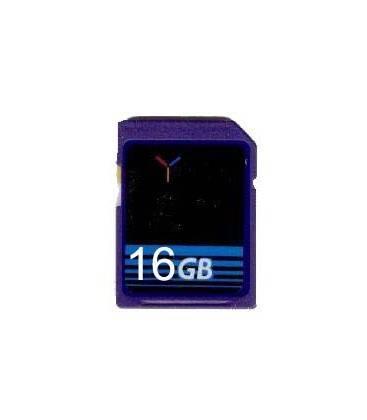 SÌ SDHC DIGITALE SICURO 16GB