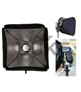 PHOTTIX SOFTBOX 60X60 CON KIT SOPORTE