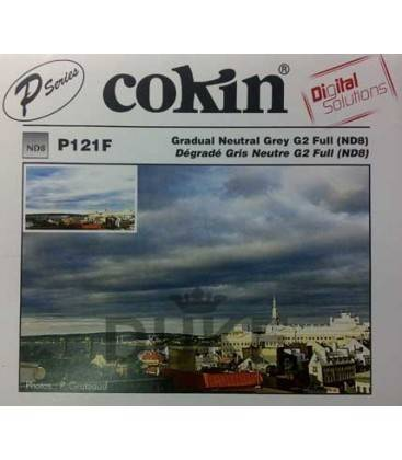 COKIN DEGRADED FILTER P121F G2 ND8 SERIES