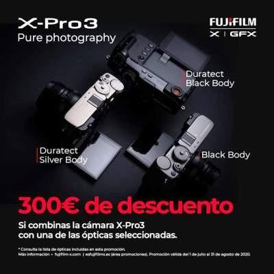 X-PRO3/300€ DESCUENTO DUKEFOTOGRAFIA