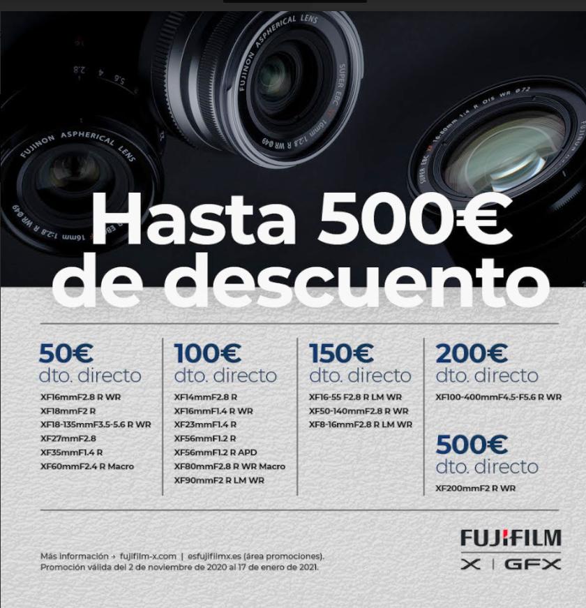 500€ CASHBACK