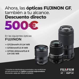 DESCUENTO DIRECTO FUJIFILM