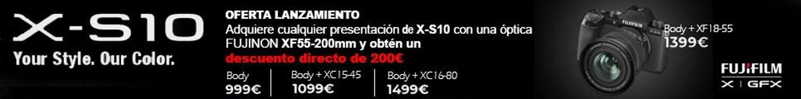 fujix-s10 promo