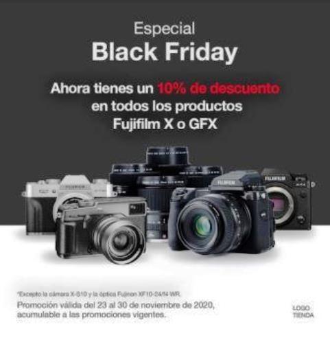 FUJIFILM ESPECIAL BLACK FRIDAY